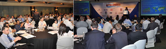More than 200 people from all parts of the world attended the 10th Annual FPSO Congress in Singapore